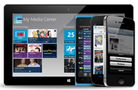 my media center apps