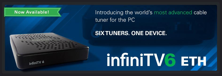 infiniTV6 ETH