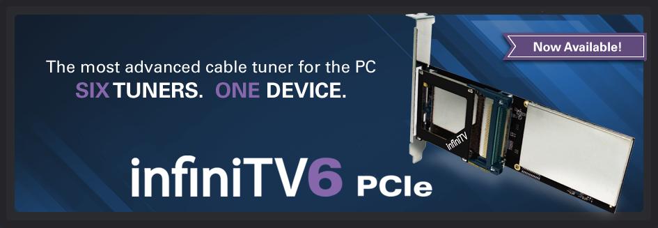 infiniTV6 PCIe