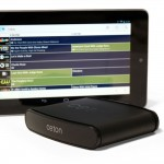 ceton echo with tablet
