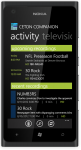 My Media Center - Windows Phone - Activity