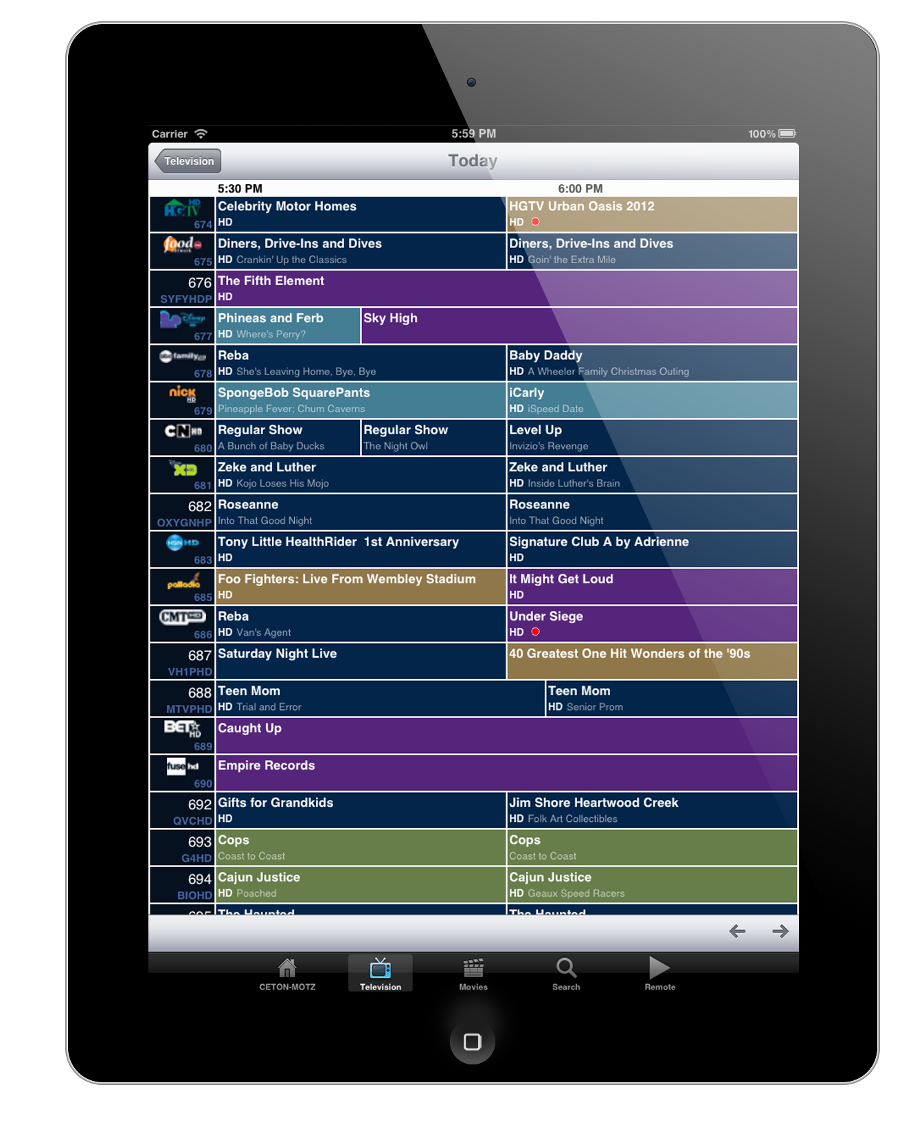 My media center the ultimate windows media center app my media center iosipad guide sciox Choice Image