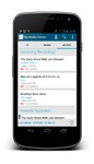 My Media Center - Android - Activity