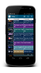 My Media Center - Android - Program Guide