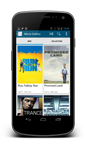 My Media Center - Android - Movie Gallery